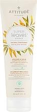 Parfums et Produits cosmétiques Après-shampooing hypoallergénique au protéine de soja et extrait de canneberge - Attitude Conditioner Volume & Shine Soy Protein & Cranberries