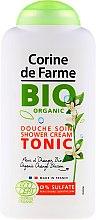 Parfums et Produits cosmétiques Gel douche à l'extrait de fleur d'oranger bio - Corine De Farme Shower Cream Tonic