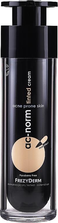 Crème teintée pour peaux acnéiques - Frezyderm Ac-Norm Tinted Cream — Photo N2