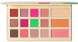 Parfums et Produits cosmétiques Palette de fards à paupières - Moira Apple Of My Eye Juicy Series Palette