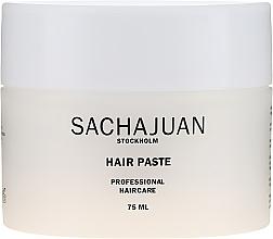 Parfums et Produits cosmétiques Pâte coiffante - Sachajuan Stockholm Hair Paste