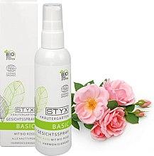 Parfums et Produits cosmétiques Spray à la rose bio pour le visage - Styx Naturcosmetic