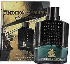 Parfums et Produits cosmétiques Georges Mezotti Expedition Experience Black Edition - Eau de Toilette
