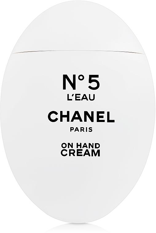 Chanel N5 L'Eau - Crème pour mians