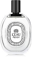 Parfums et Produits cosmétiques Diptyque L`eau - Eau de Toilette