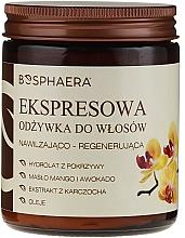 Parfums et Produits cosmétiques Après-shampooing à l'huile d'avocat et de mangue - Bosphaera