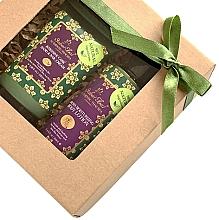 Parfums et Produits cosmétiques Sabai Thai Rice Milk - Set (crème mains/100ml + lotion corps/200ml)