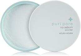 Parfums et Produits cosmétiques Poudre matifiante pour visage - Holika Holika Puri Pore No Sebum Powder