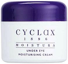 Parfums et Produits cosmétiques Crème à l'hamamélis pour contour des yeux - Cyclax Moistura Under Eye Moisturising Cream