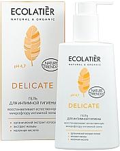 Parfums et Produits cosmétiques Gel d'hygiène intime à l'extrait de lotus bio - Ecolatier Delicate