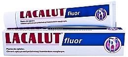 Dentifrice, Fluor - Lacalut  — Photo N3