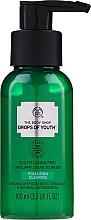 Parfums et Produits cosmétiques Exfoliant liquide aux cellules souches d'edelweiss pour visage - The Body Shop Drops of Youth