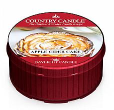 Parfums et Produits cosmétiques Bougie chauffe-plat, Gâteau au cidre et aux pommes - Kringle Candle Cider Cake