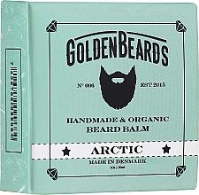 Parfums et Produits cosmétiques Baume à barbe bio, Arctic - Golden Beards Beard Balm