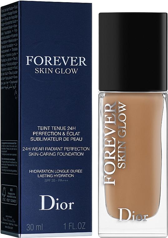 Dior Diorskin Forever Skin Glow Foundation - Fond de teint