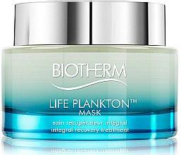 Parfums et Produits cosmétiques Masque à la glycérine pour visage - Biotherm Life Plankton Mask