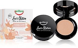 Parfums et Produits cosmétiques Correcteur compact - Equilibra Love's Nature Compact Concealer