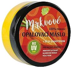 Parfums et Produits cosmétiques Crème solaire - Vivaco Bio Carrot Suntan Butter