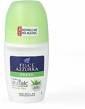 Parfums et Produits cosmétiques Déodorant roll-on à l'aloe vera - Felce Azzurra Deo Roll-on IdraTalc Fresh