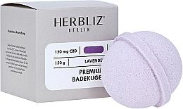 Parfums et Produits cosmétiques Bombe de bain, Lavande - Herbliz CBD