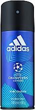 Parfums et Produits cosmétiques Adidas UEFA Champions League Dare Edition Deo Body Spray - Déodorant
