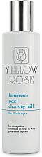 Parfums et Produits cosmétiques Lait démaquillant à l'extrait de perle - Yellow Rose Luminance Pearl Cleansing Milk