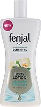 Parfums et Produits cosmétiques Lotion à l'huile d'amande et aloe vera pour corps - Fenjal Sensitive Body Lotion