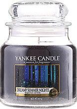 Parfums et Produits cosmétiques Bougie parfumée en jarre Songe d'une nuit d'été - Yankee Candle Dreamy Summer Nights