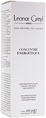 Concentré à l'aloe vera pour cheveux - Leonor Greyl Concentre Energetique — Photo N1