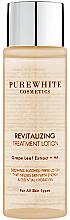 Parfums et Produits cosmétiques Lotion à l'extrait de feuille de vigne pour visage - Pure White Cosmetics Revitalizing Treatment Lotion