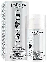 Parfums et Produits cosmétiques Sérum à l'huile de moringa pour cheveux - Postquam Diamond Age Control Hair Serum