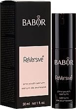 Parfums et Produits cosmétiques Sérum à l'huile d'amande douce pour visage - Babor ReVersive Pro Youth Serum
