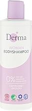 Parfums et Produits cosmétiques Gel douche - Derma Eco Woman Body Shampoo
