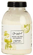 Parfums et Produits cosmétiques Lait de chèvre pour bain, Pamplemousse - The Secret Soap Store Goat Milk