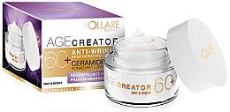 Parfums et Produits cosmétiques Crème aux céramides pour visage - Vollare Age Creator Regenerating Anti-Wrinkle Cream Day/Night 60+