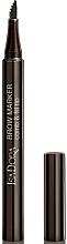 Parfums et Produits cosmétiques Feutre à sourcils - IsaDora Brow Marker Comb & Fill Tip