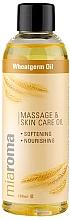 Parfums et Produits cosmétiques Huile de massage à l'huile de germe de blé - Holland & Barrett Miaroma Wheatgerm Oil