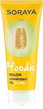 Parfums et Produits cosmétiques Gel rafraîchissant au melon pour les pieds - Soraya Foodie Melon Mus