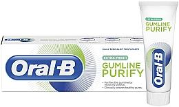 Parfums et Produits cosmétiques Dentifrice rafraîchissant - Oral-B Gumline Purify Extra Fresh Toothpaste