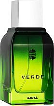 Parfums et Produits cosmétiques Ajmal Verde - Eau de Parfum