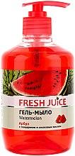 Parfums et Produits cosmétiques Savon liquide à l'huile de coco et pastèque - Fresh Juice Watermelon