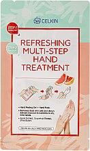 Parfums et Produits cosmétiques Soin rafraîchissant multi-étapes pour mains - Celkin Refreshing Multi Step Hand Treatment