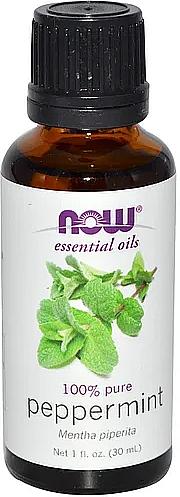 Huile essentielle de menthe poivrée - Now Foods Essential Oils 100% Pure Peppermint