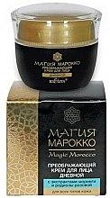 Parfums et Produits cosmétiques Crème de jour aux extraits de moringa et de rhodiola pour visage - Bielita Magic Marocco Day Cream
