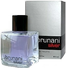 Parfums et Produits cosmétiques Cote d`Azur Brunani Silver - Eau de Toilette