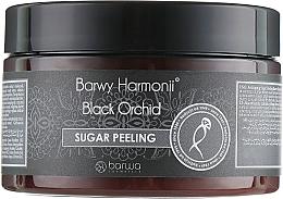 Parfums et Produits cosmétiques Gommage corps au sucre, Orchidée noire - Barwa Harmony Sugar Peeling
