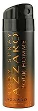 Parfums et Produits cosmétiques Azzaro Pour Homme - Déodorant spray