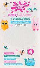 Parfums et Produits cosmétiques Serviette en microfibre humide - Chlapu Chlap Soft Wet Towel Cherry