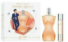 Parfums et Produits cosmétiques Jean Paul Gaultier Classique - Coffret (eau de toilette 00ml + eau de toilette 20ml)
