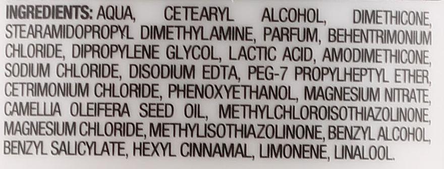 Après-shampooing à l'huile de camélia - Tresemme Colour Shineplex Conditioner — Photo N3